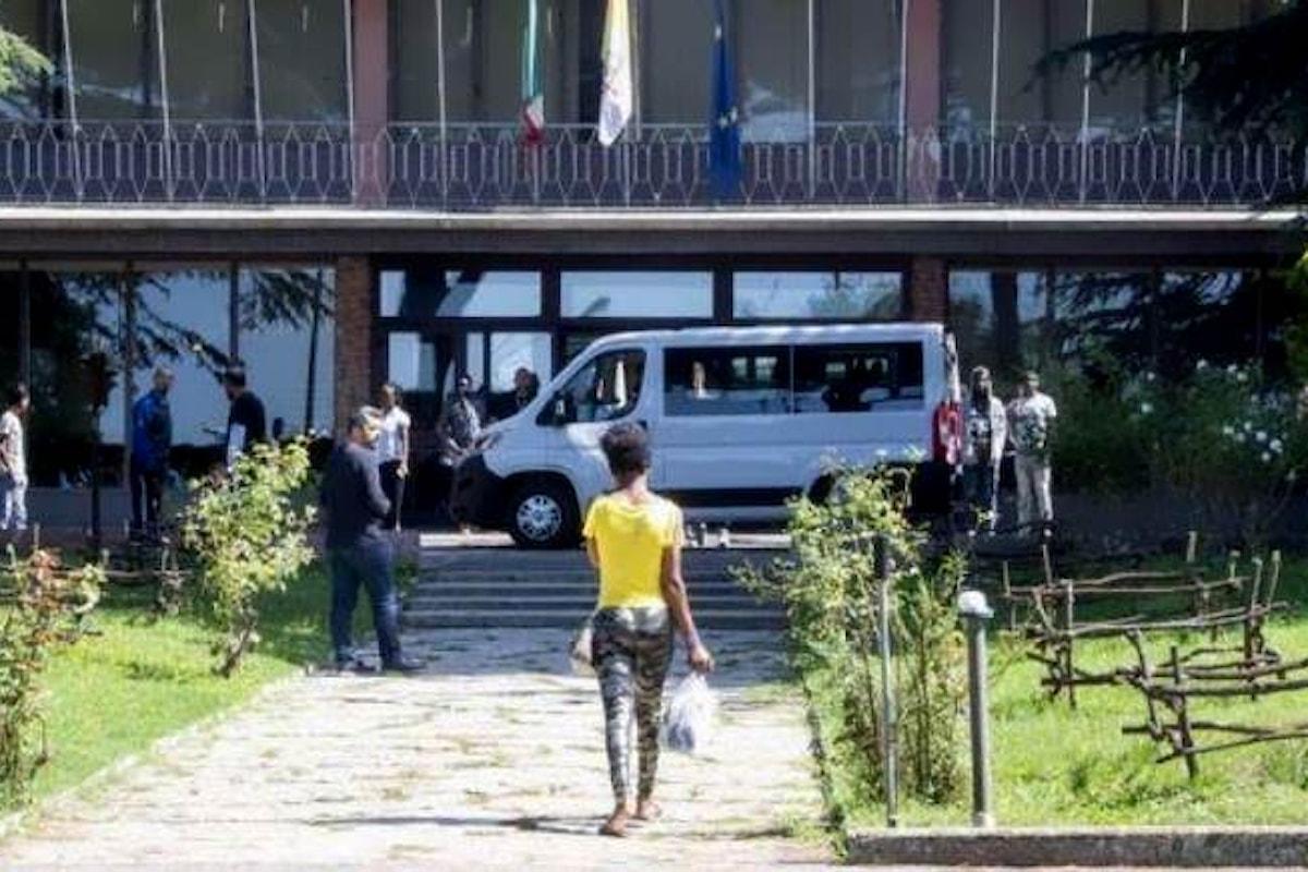 Metà dei migranti della Diciotti si sono allontanati dalle strutture messe a disposizione da Cei e Caritas