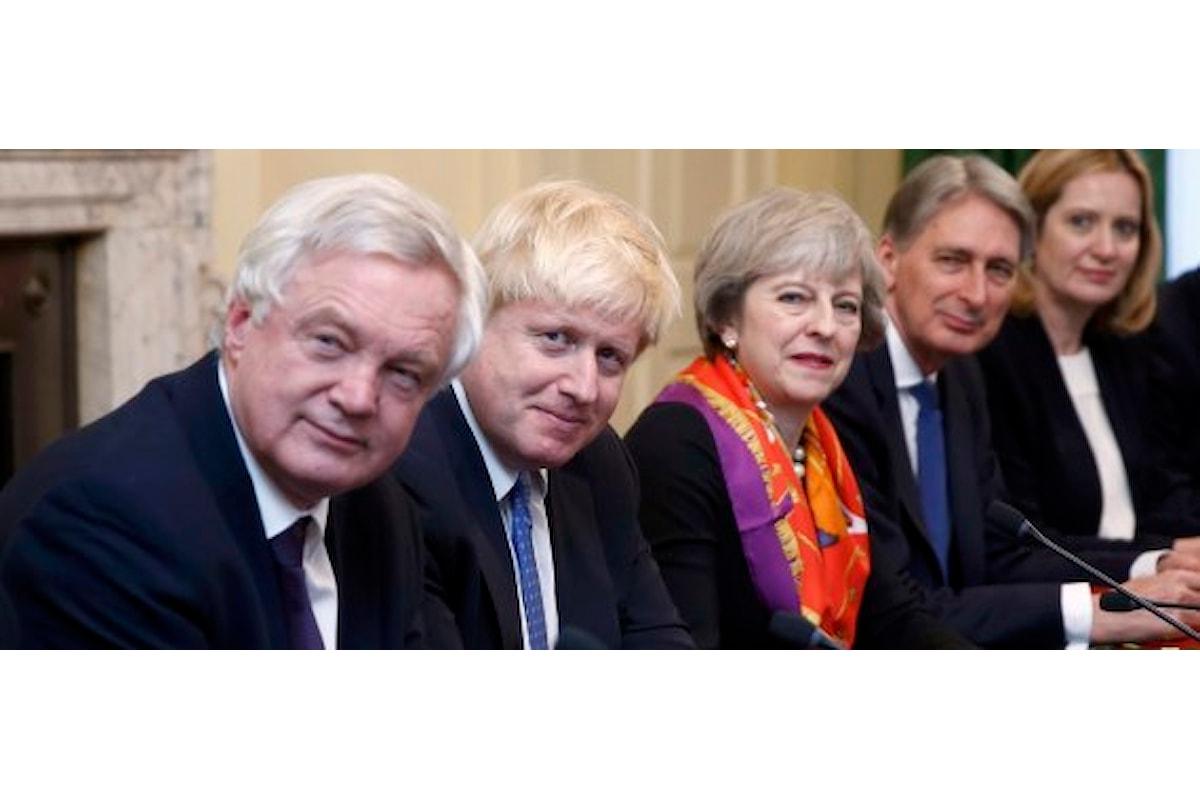 Brexit, la differenza le chiacchiere e l'azione
