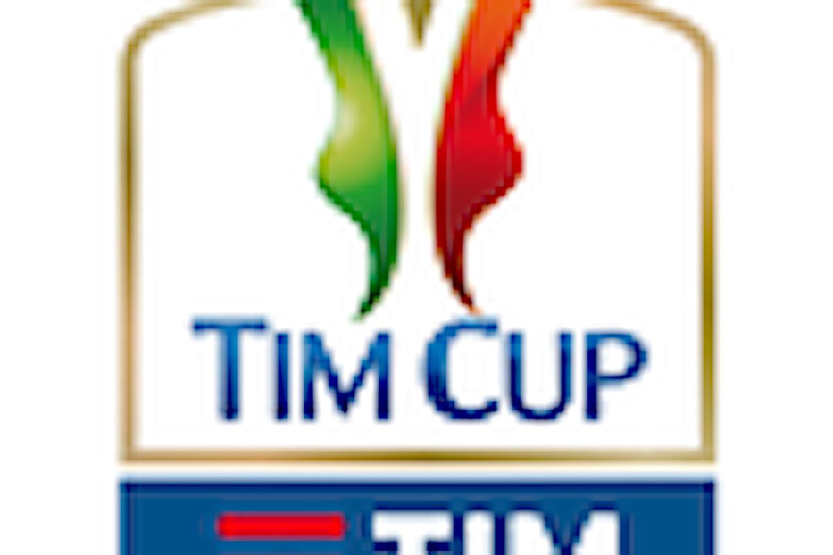 Secondo turno di Coppa Italia, tutti i risultati