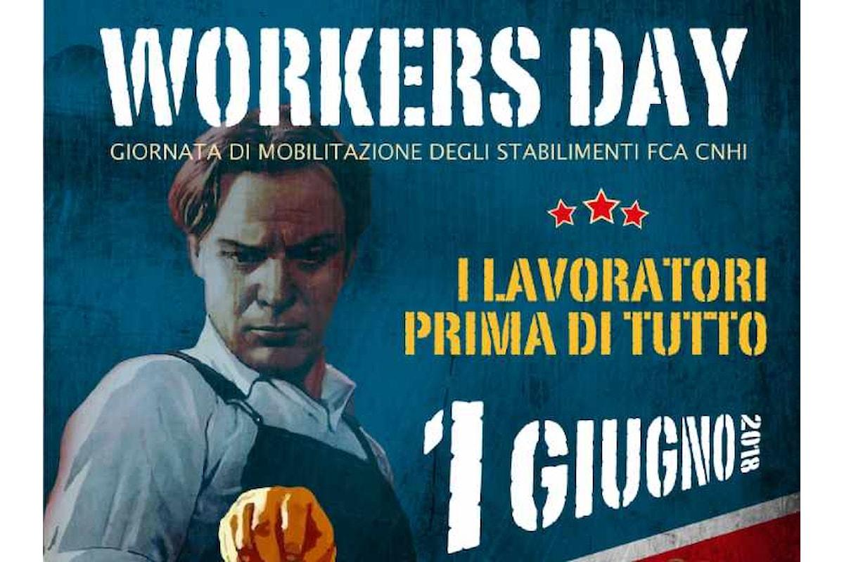 Marchionne festeggia con l'Investor Day, la Fiom replica con il Workers Day