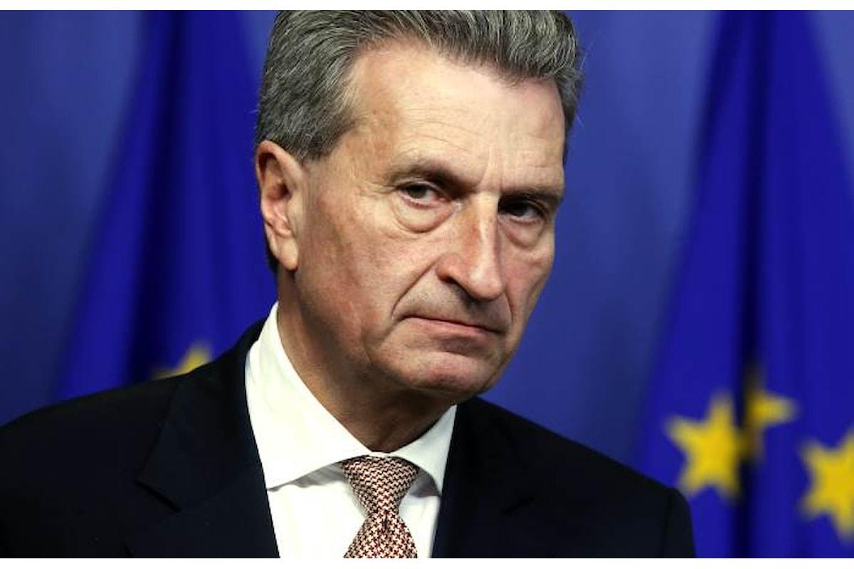 Annunciata e poi smentita la bocciatura della manovra del popolo da parte della Commissione Ue