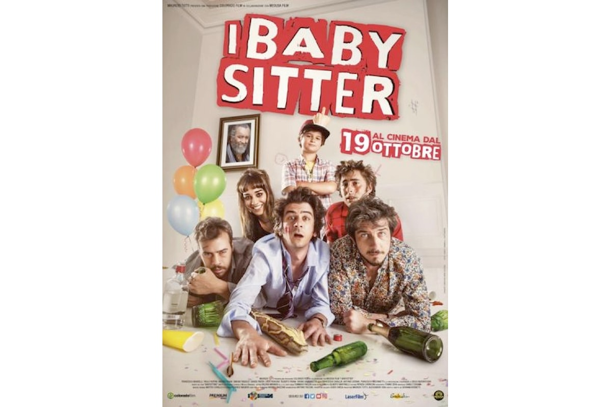 Al cinema la nuova commedia: i Babysitter