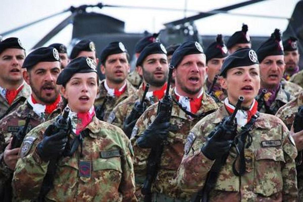Iraq, i Dimonios del 151° Reggimento Brigata Sassari portano a termine la loro missione
