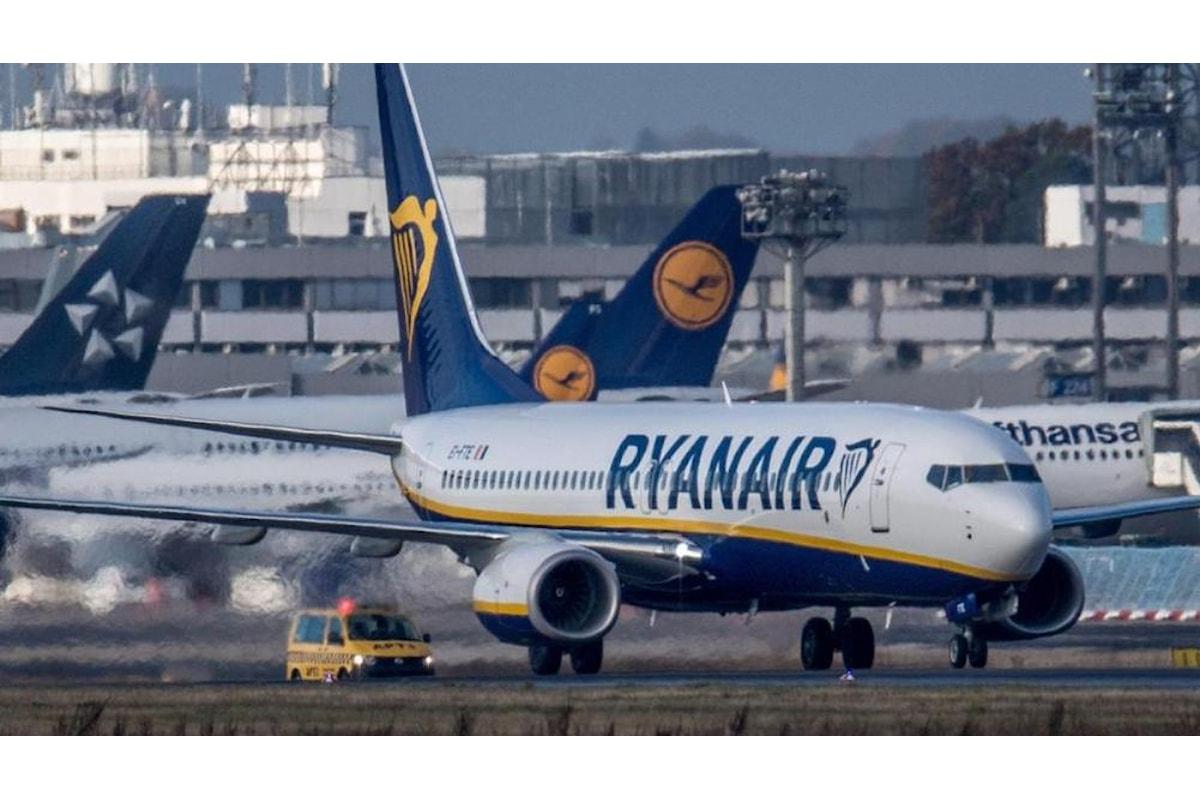 Alcune riflessioni sulla Ryanair