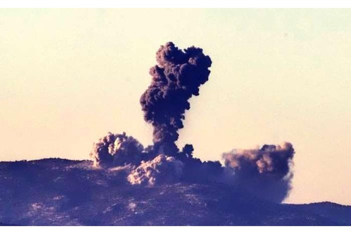 La Turchia ha lanciato un attacco contro i curdi, supportati dagli Usa, nel nord ovest della Siria