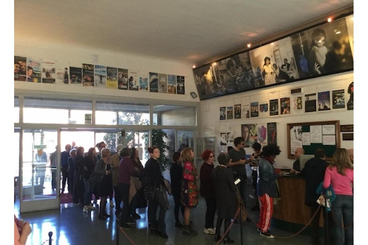 A Rendez Vous 2018 il Direttore dell'Institut Francais Italia, Christophe Musitelli, parla del Cinema Nuovo Sacher di Nanni Moretti