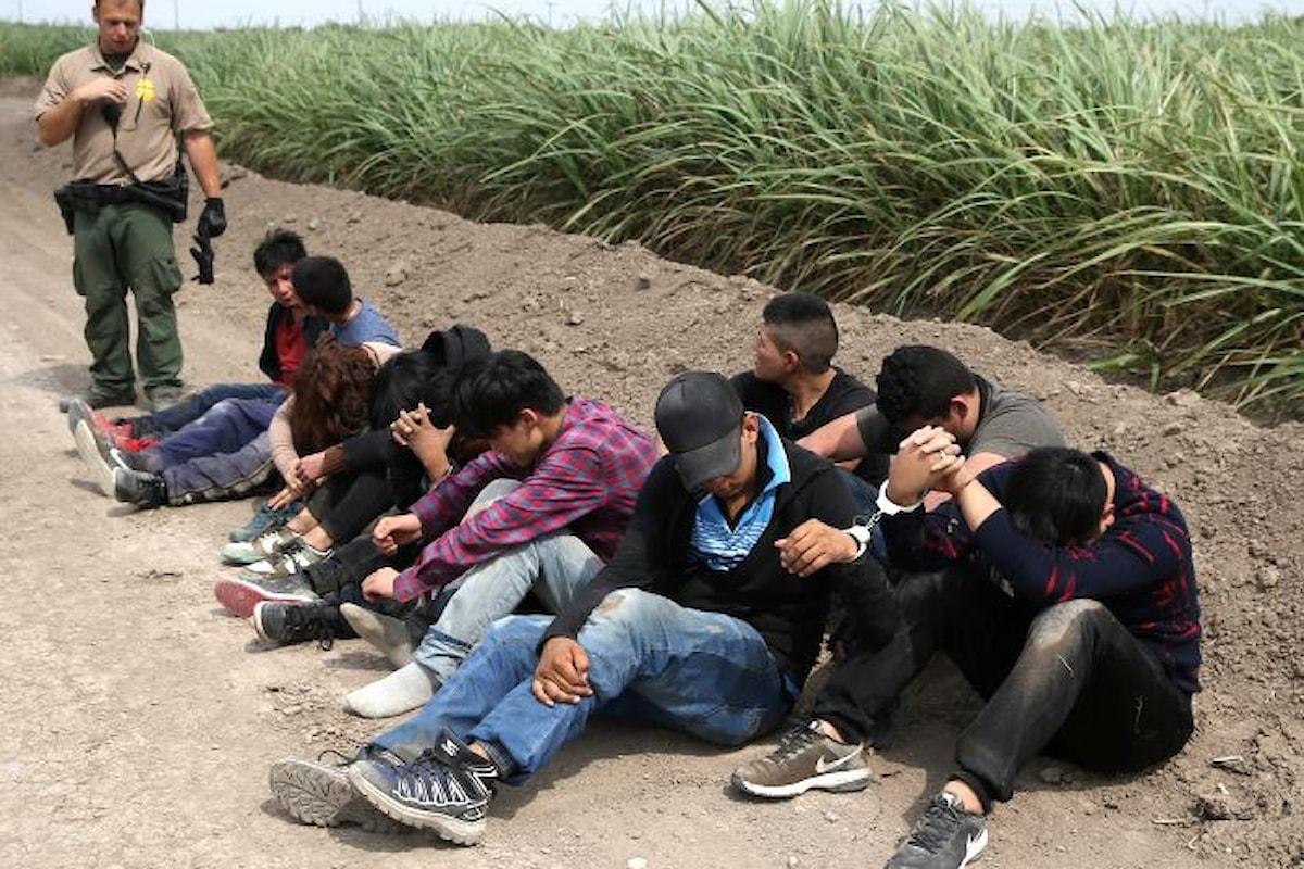 Un giudice annulla l'ordinanza di Trump di sospendere le richieste di asilo ai migranti entrati in Usa illegalmente