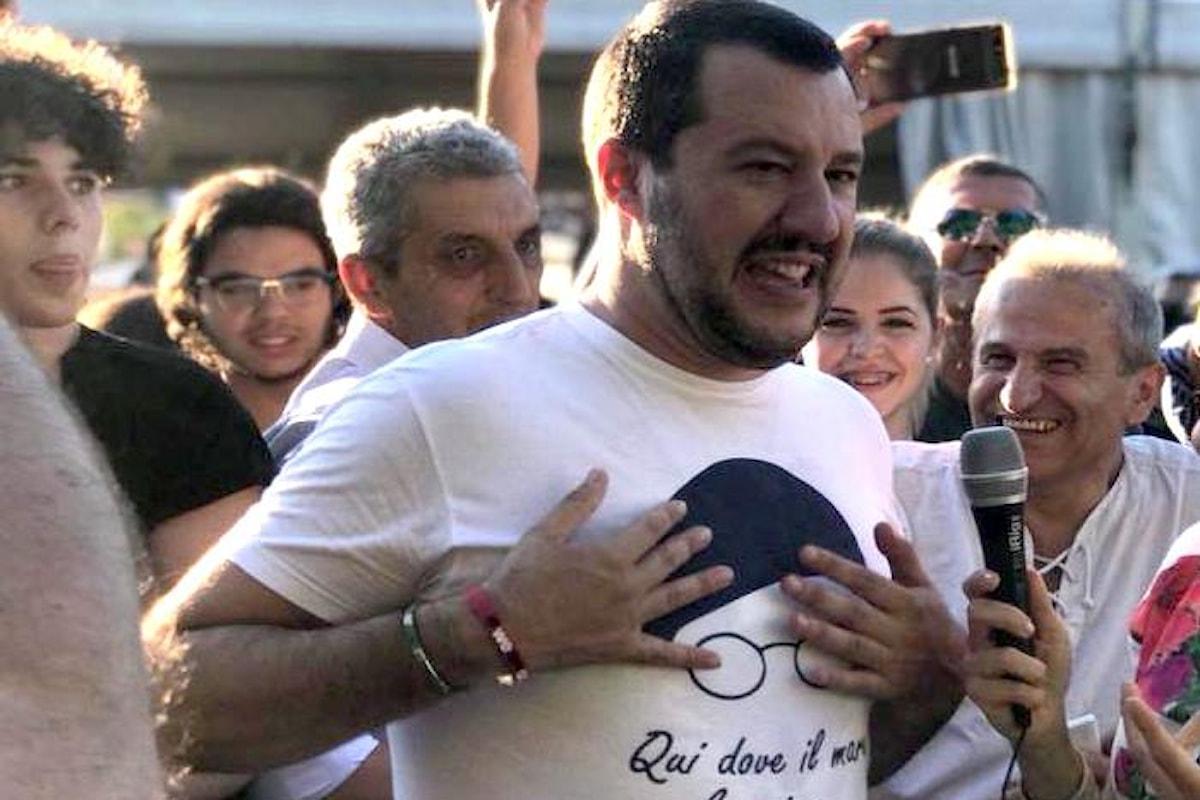 Sea-Watch 3 ferma a Malta e Salvini festeggia mentre nel Mediterraneo muoiono quasi 200 persone