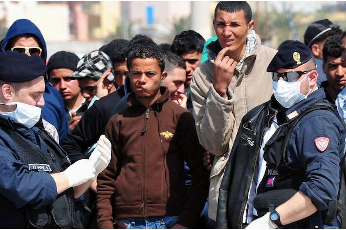 Cagliari, emergenza sbarchi migranti: interrogazione parlamentare di Giorgia Meloni