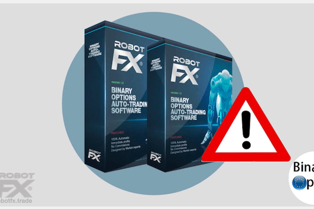 RobotFX funziona o truffa? Scopri se questo nuovo robot autotrading fa guadagnare o ruba i soldi