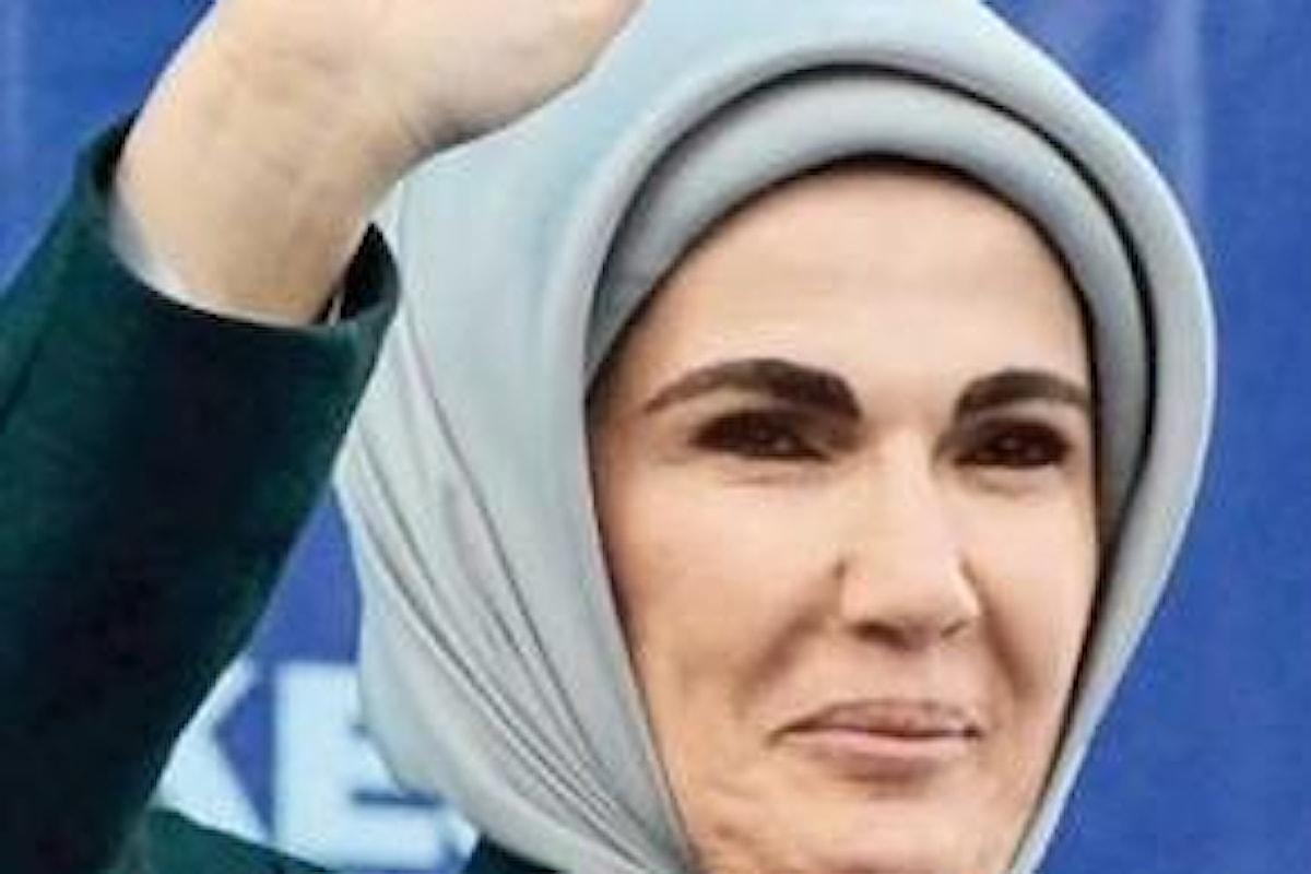 Emine Erdogan, la sultana di Turchia