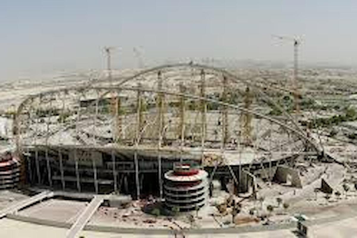 La faccia sporca del calcio. Operai sfruttati nei cantieri dei mondiali 2022 in Qatar