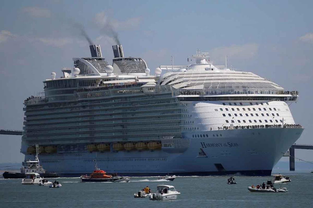 Obiettivo Crociera: la Harmony of the Seas