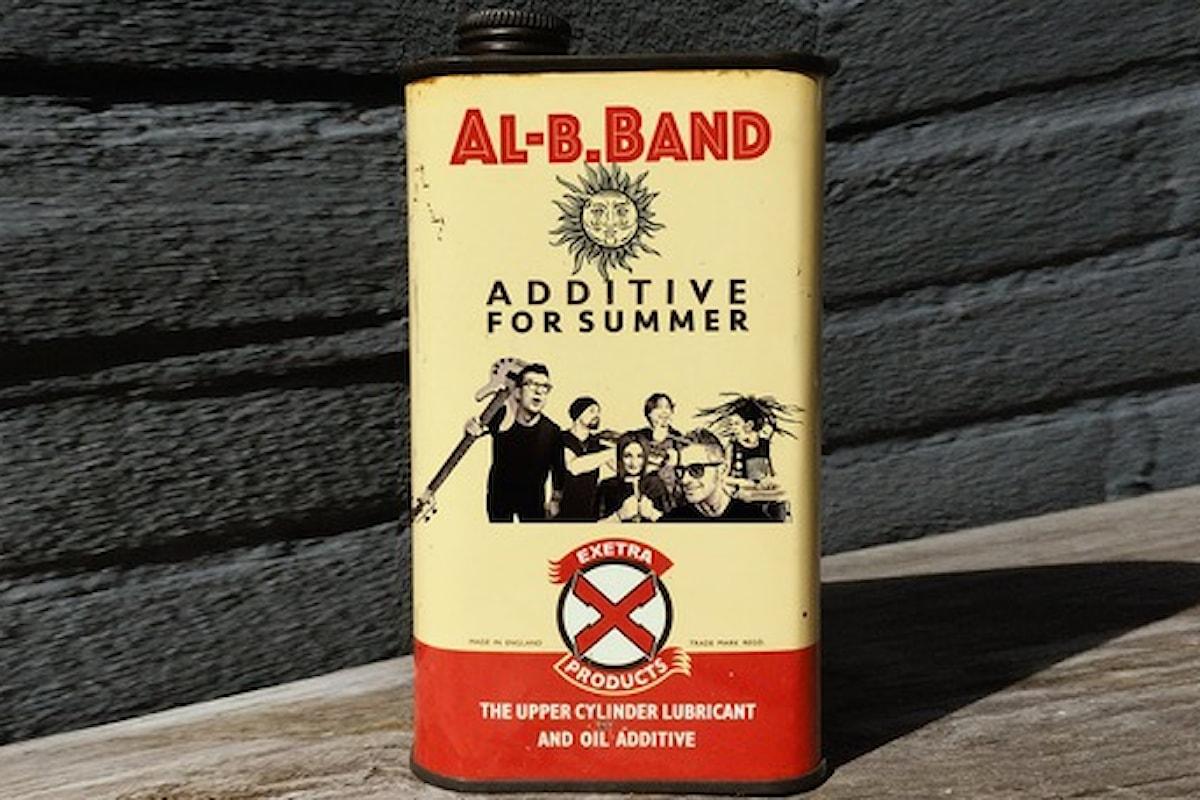 Alberto Salaorni & Al-B.Band: 14 concerti ed un agosto scatenato