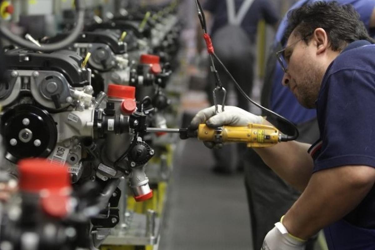 Istat: a gennaio 2017 in calo ordini e fatturato dell'industria