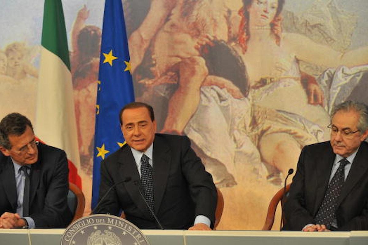 Berlusconi e l'Alitalia