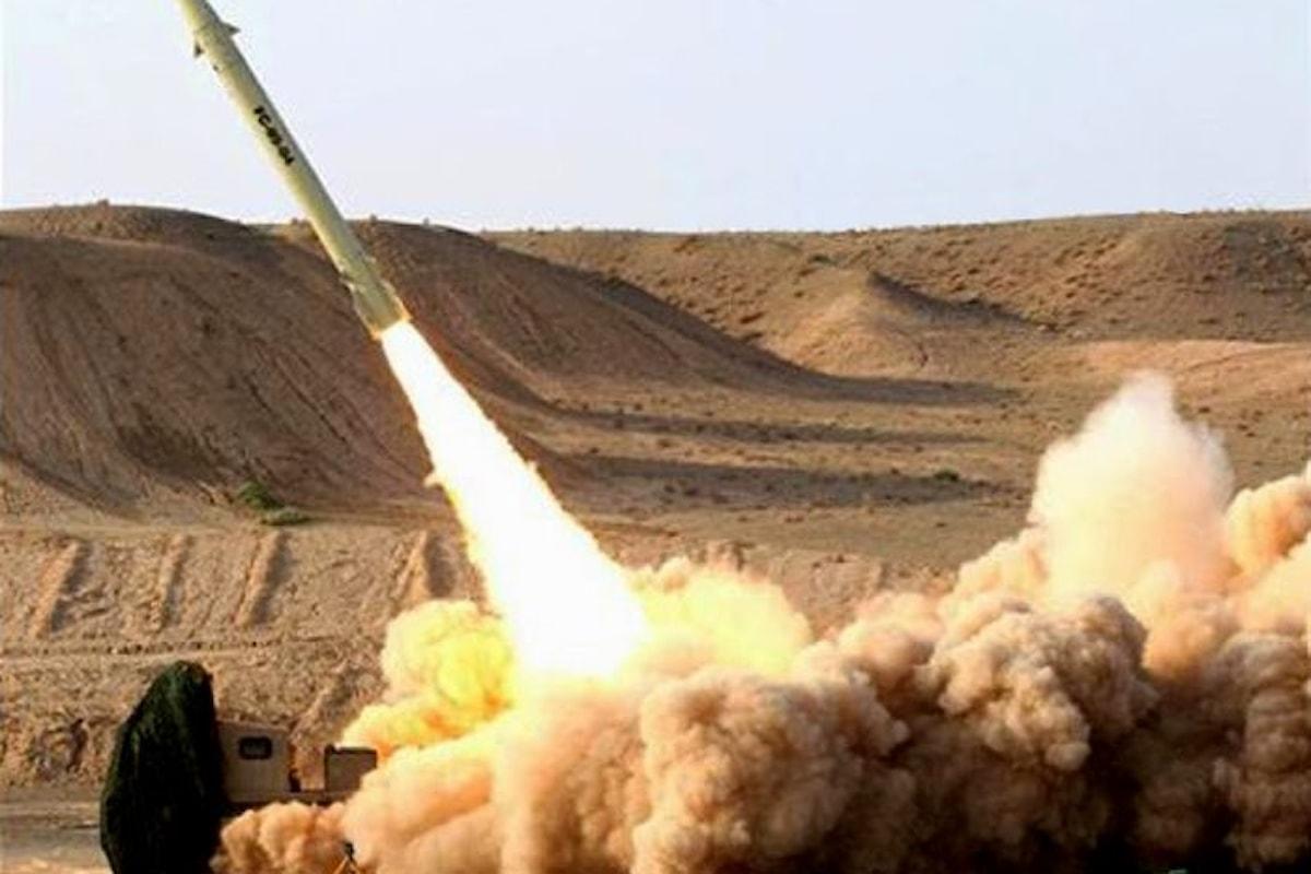 Per Trump è crisi anche con i missili dell'Iran
