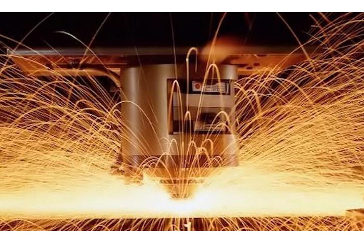 Cresce, seppur di poco, la produzione industriale a giugno 2018
