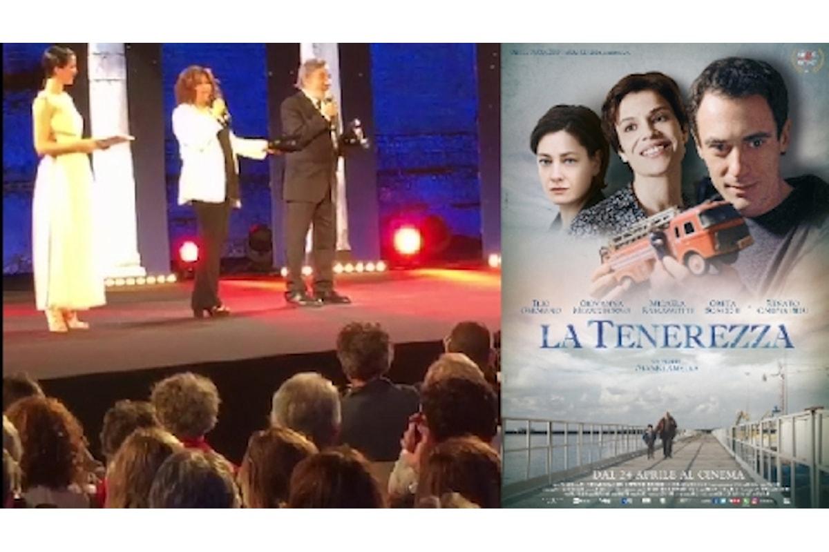 Nastri d'Argento, Alla serata presentata da Andrea Delogu ha partecipato anche il Presidente del SNGCI Laura Delli Colli