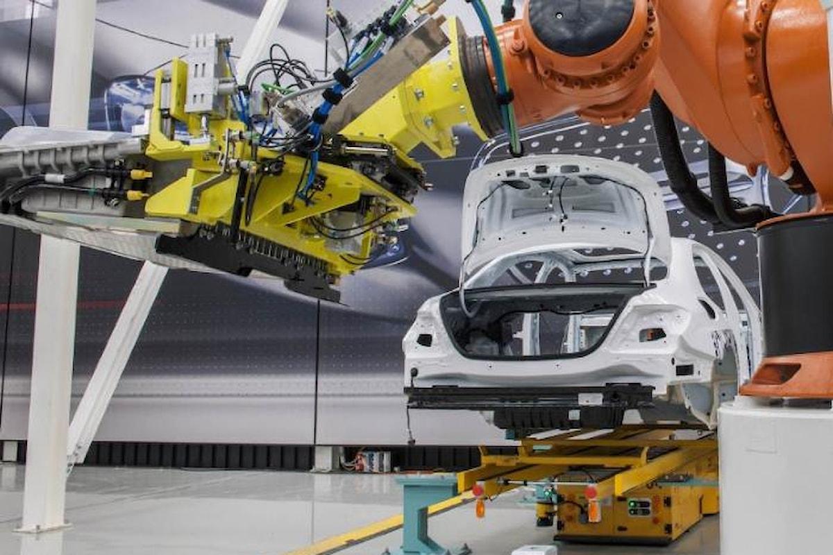Istat, il fatturato e gli ordinativi dell'industria ad aprile 2018