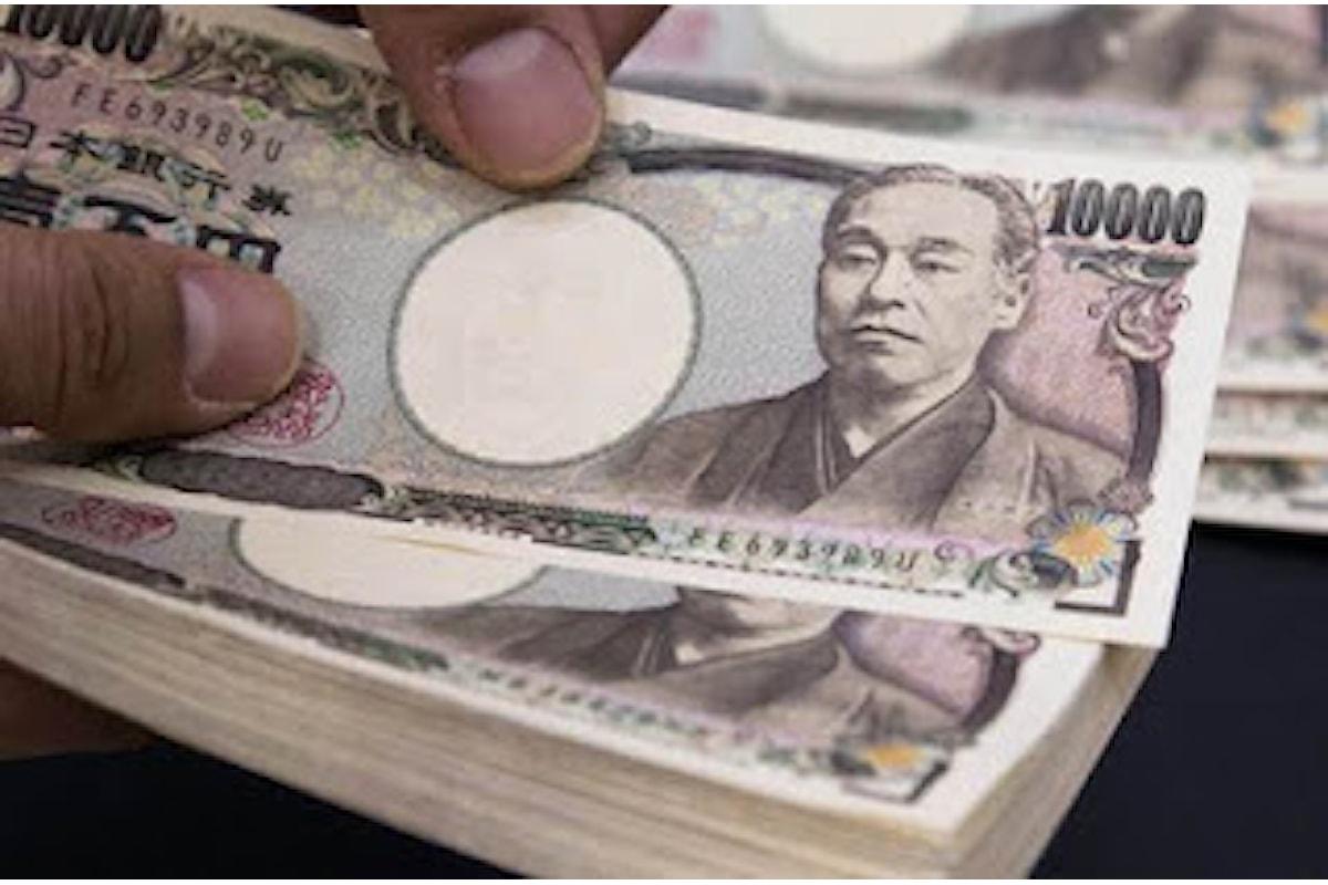 Giappone, lo spettro della deflazione resta forte. Lo Yen però galleggia