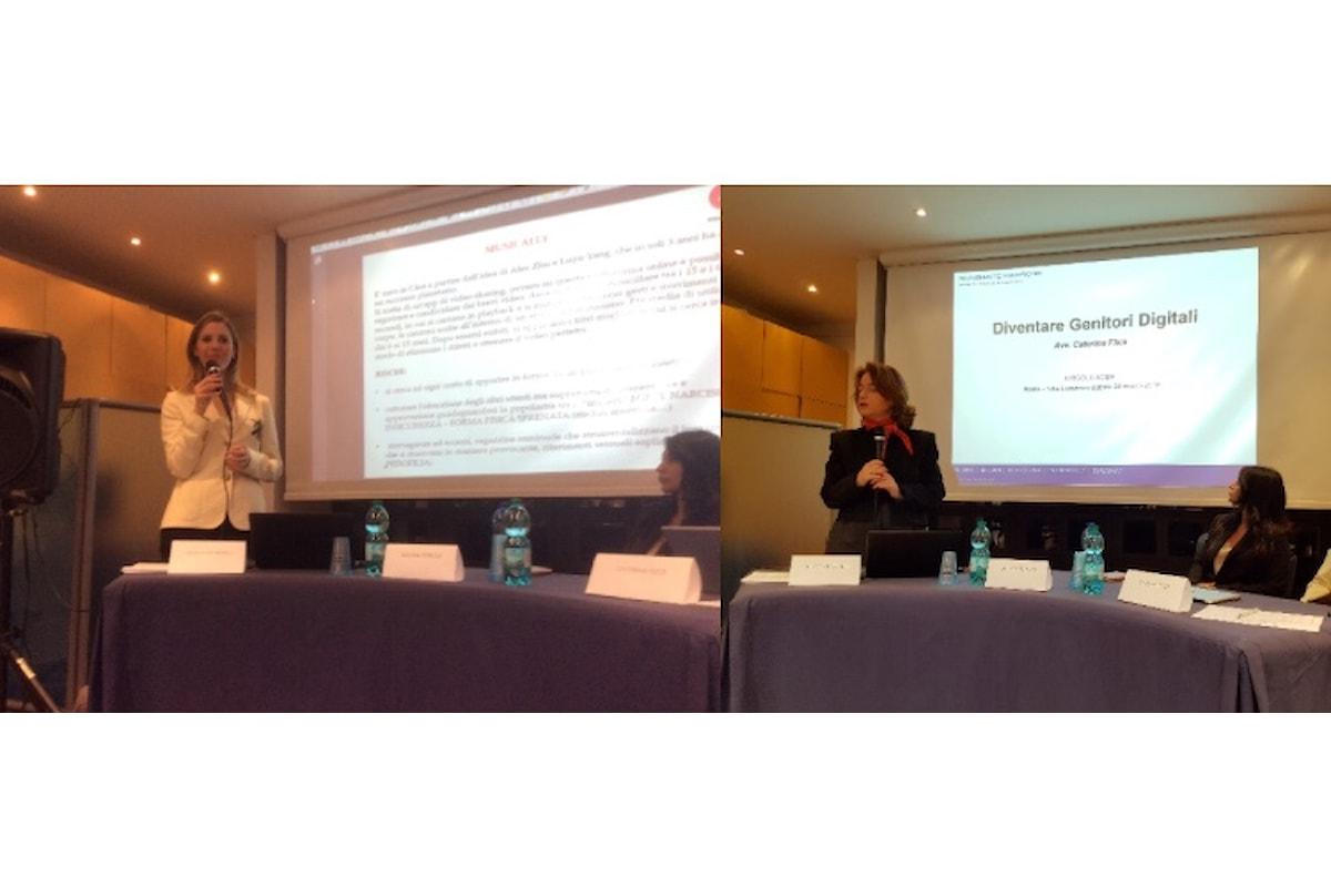 Conferenza - Incontro formativo: Genitori digitali e web reputation