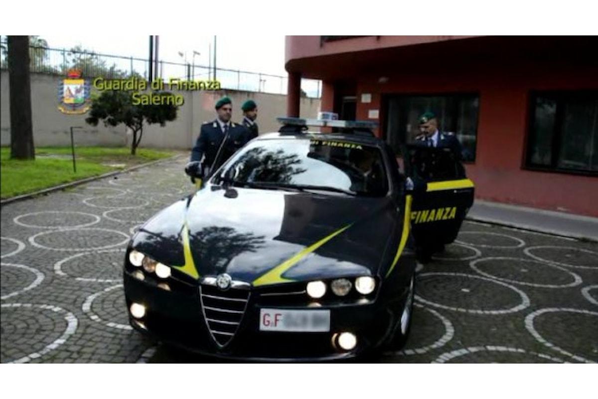 Salerno: frode fiscale e riciclaggio, tre arresti