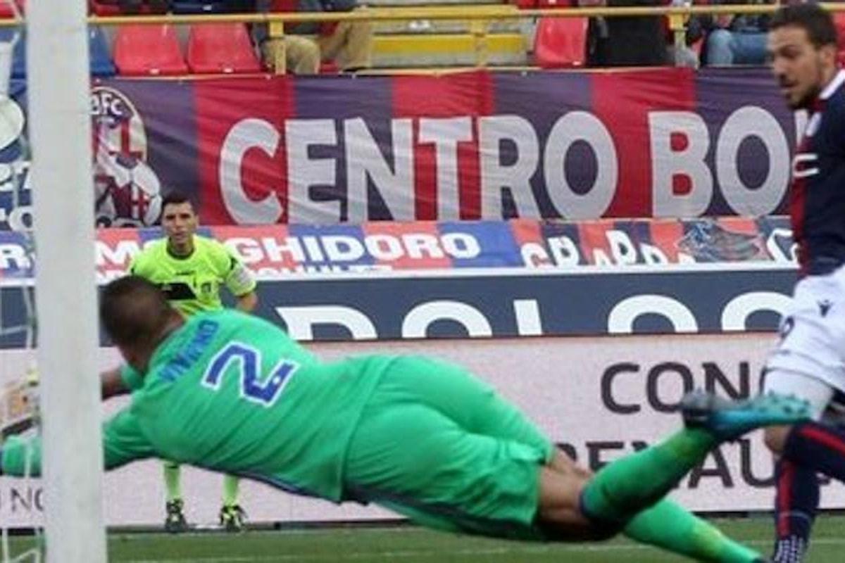 Una Sampdoria irriconoscibile sconfitta per 3 - 0 in casa del Bologna