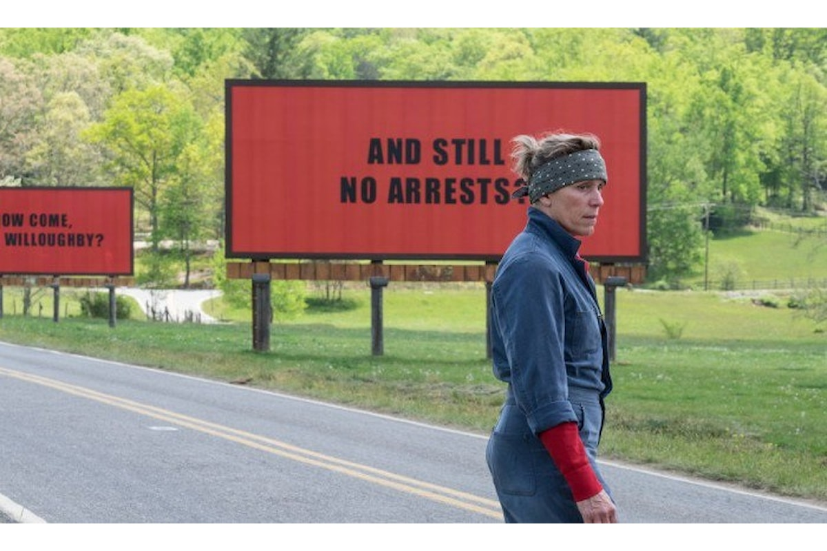 Tre manifesti a Ebbing, Missouri trionfa anche ai British Academy Film Awards 2018