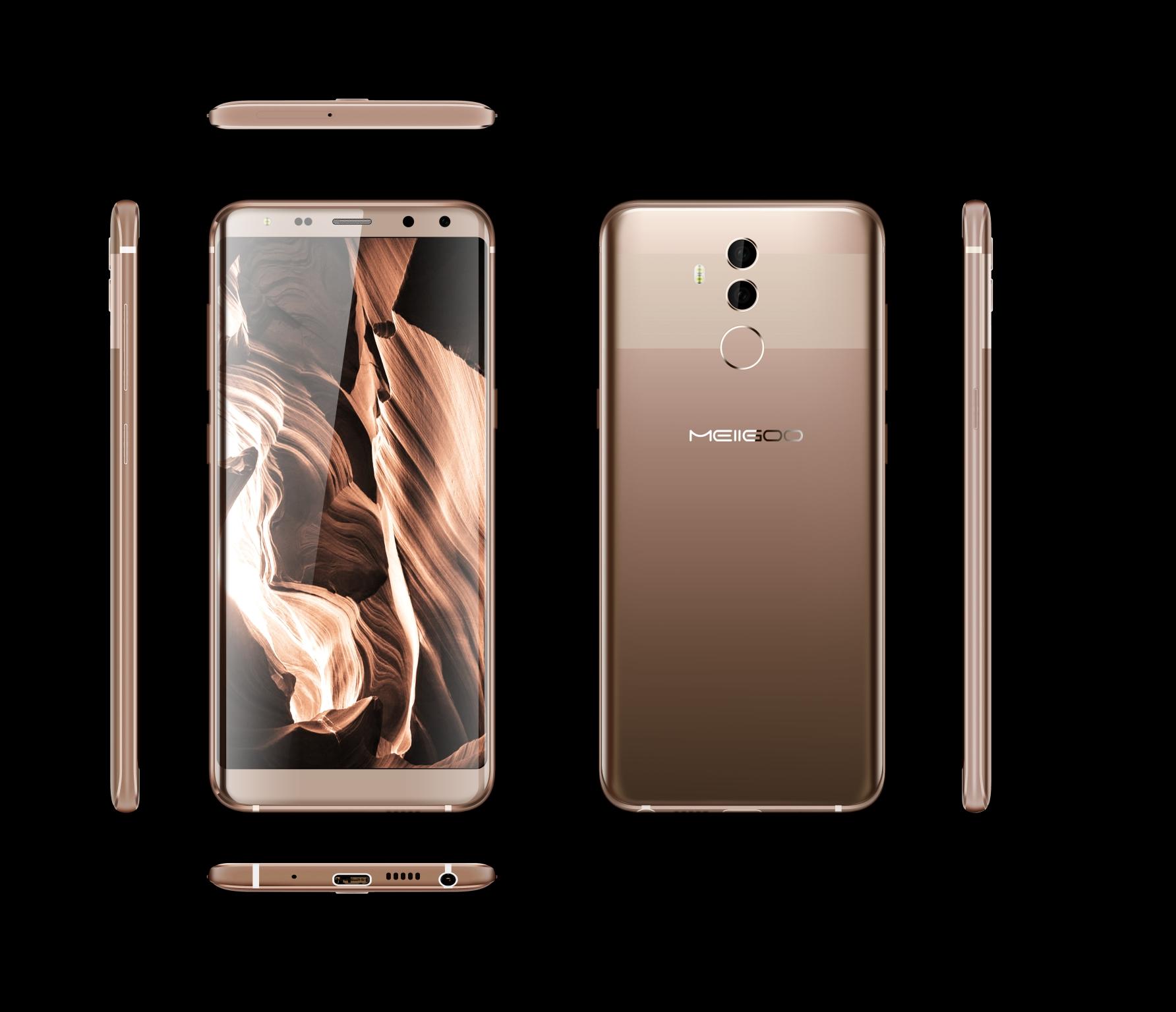 Il Meiigoo Mate 10 è il clone del più famoso Huawei Mate 10