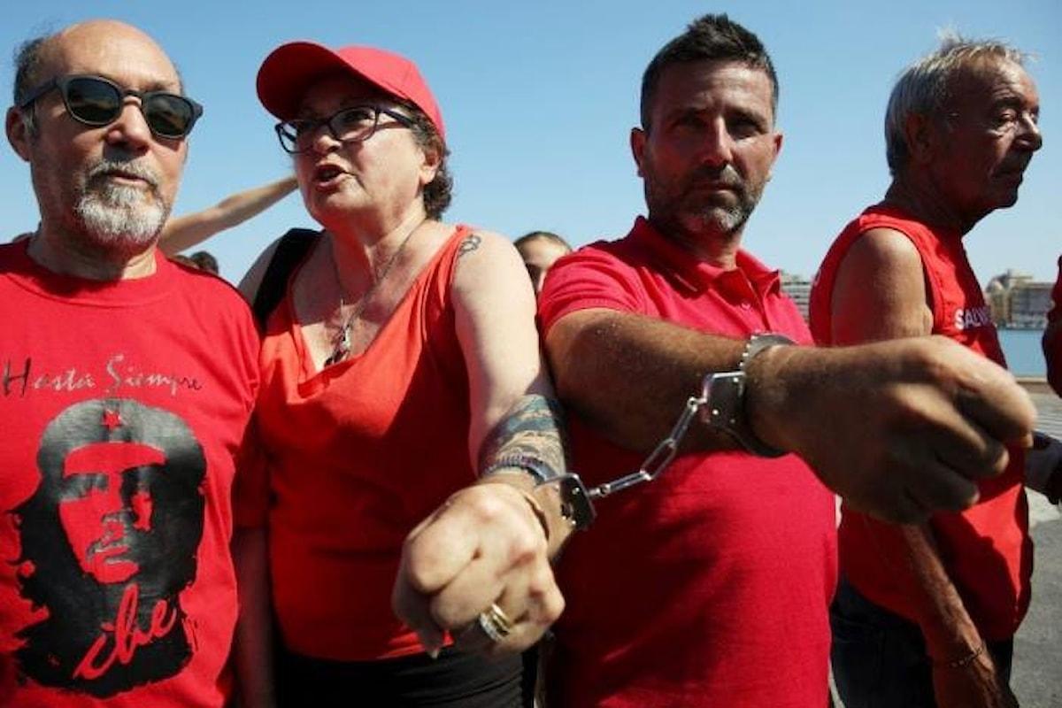 Le ONG presenti al molo di Trapani: Agevolare urgentemente le operazioni di sbarco dalla Nave Diciotti