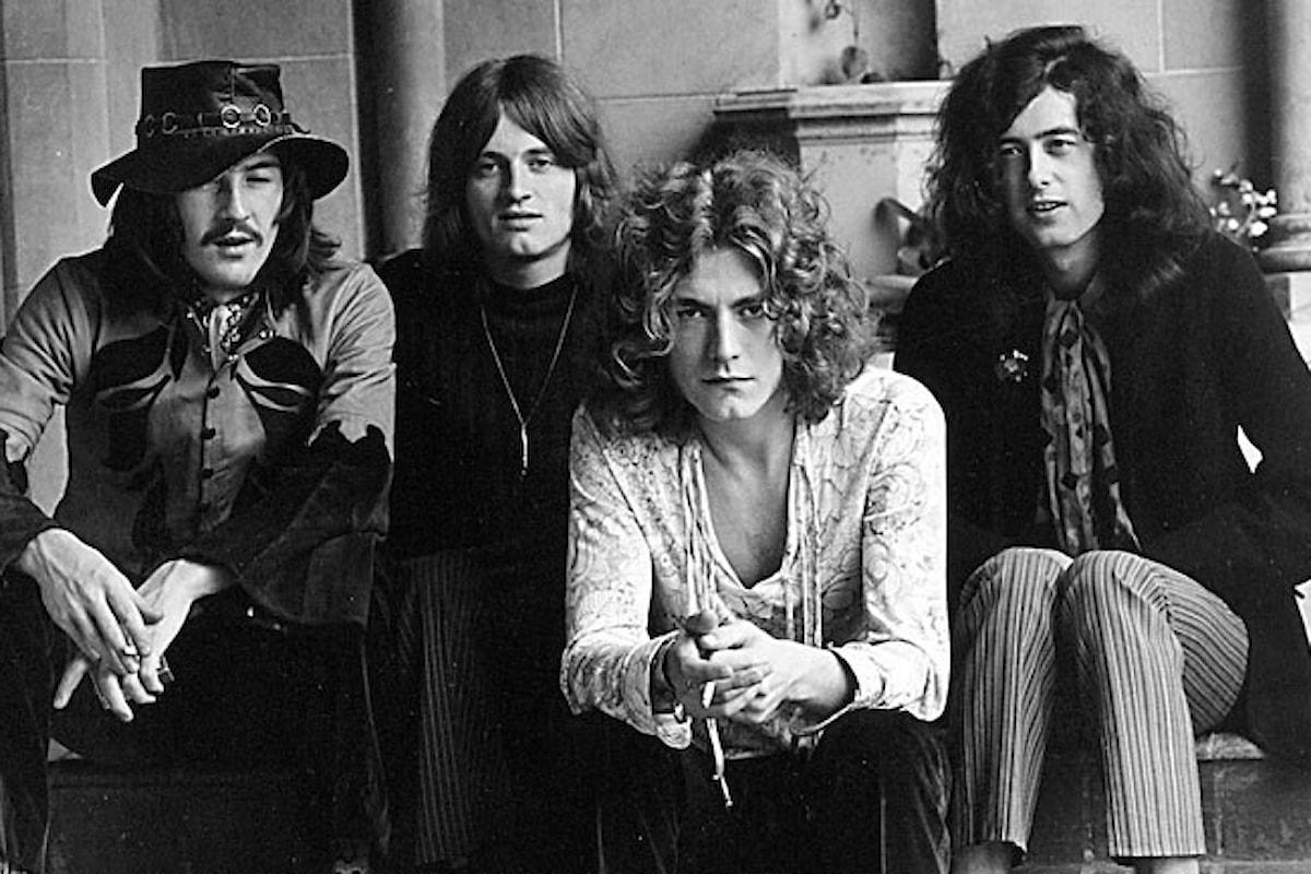 La Corte ha deciso che Starway to heaven dei Led Zeppelin non è un plagio