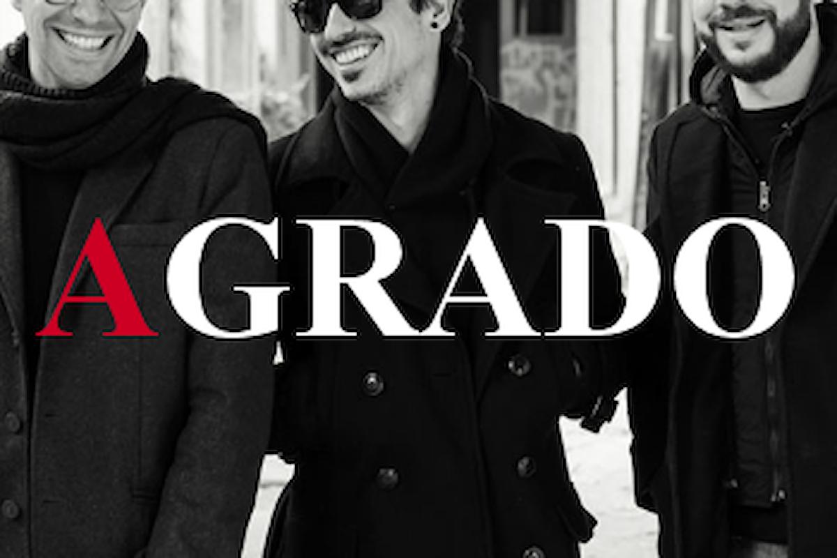 """AGRADO: in esclusiva su iTunes il nuovo album """"GULASH"""" pre-order dal 9 gennaio 2017."""