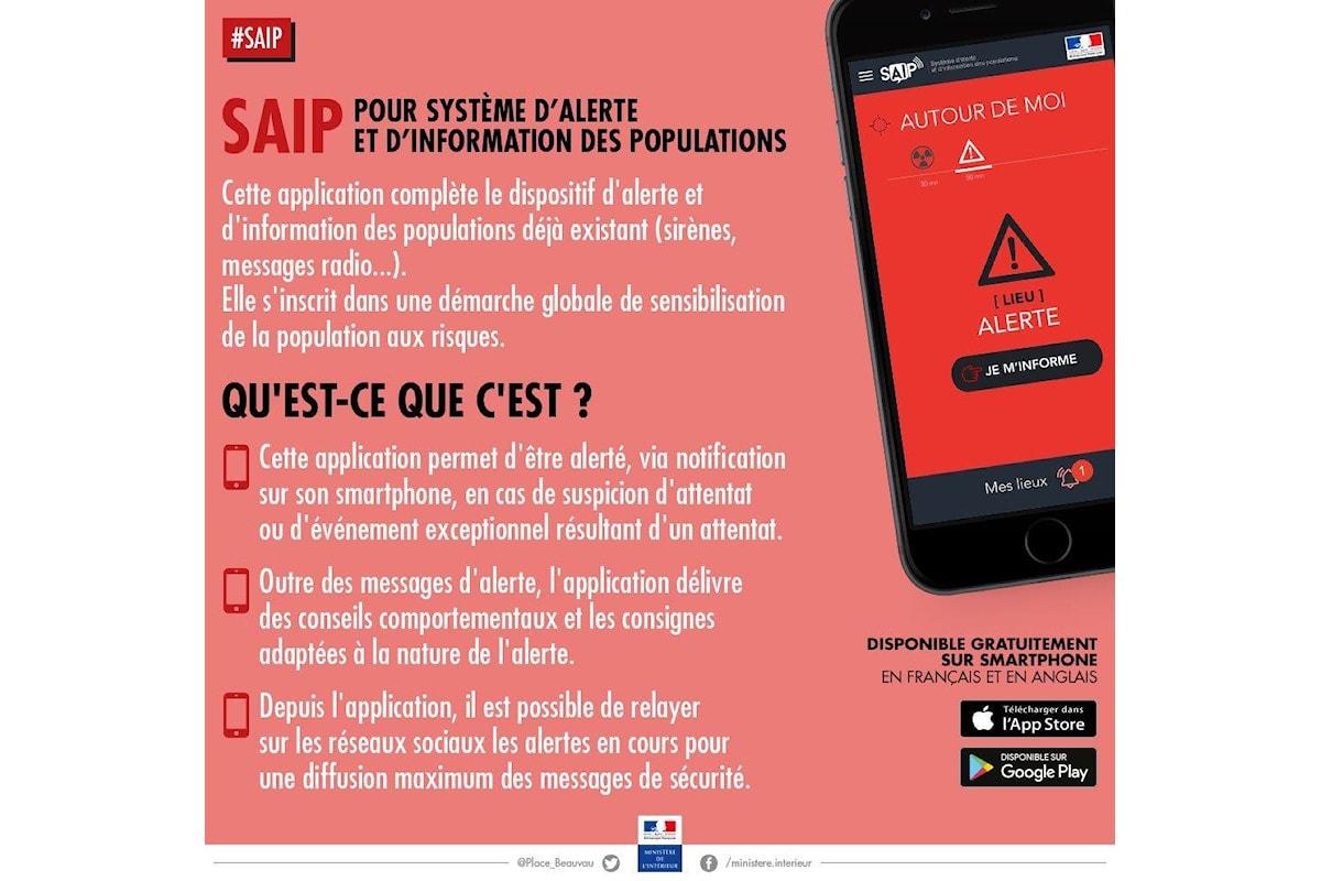 In vista di Euro 2016 il governo francese rilascia app per allarme attentati