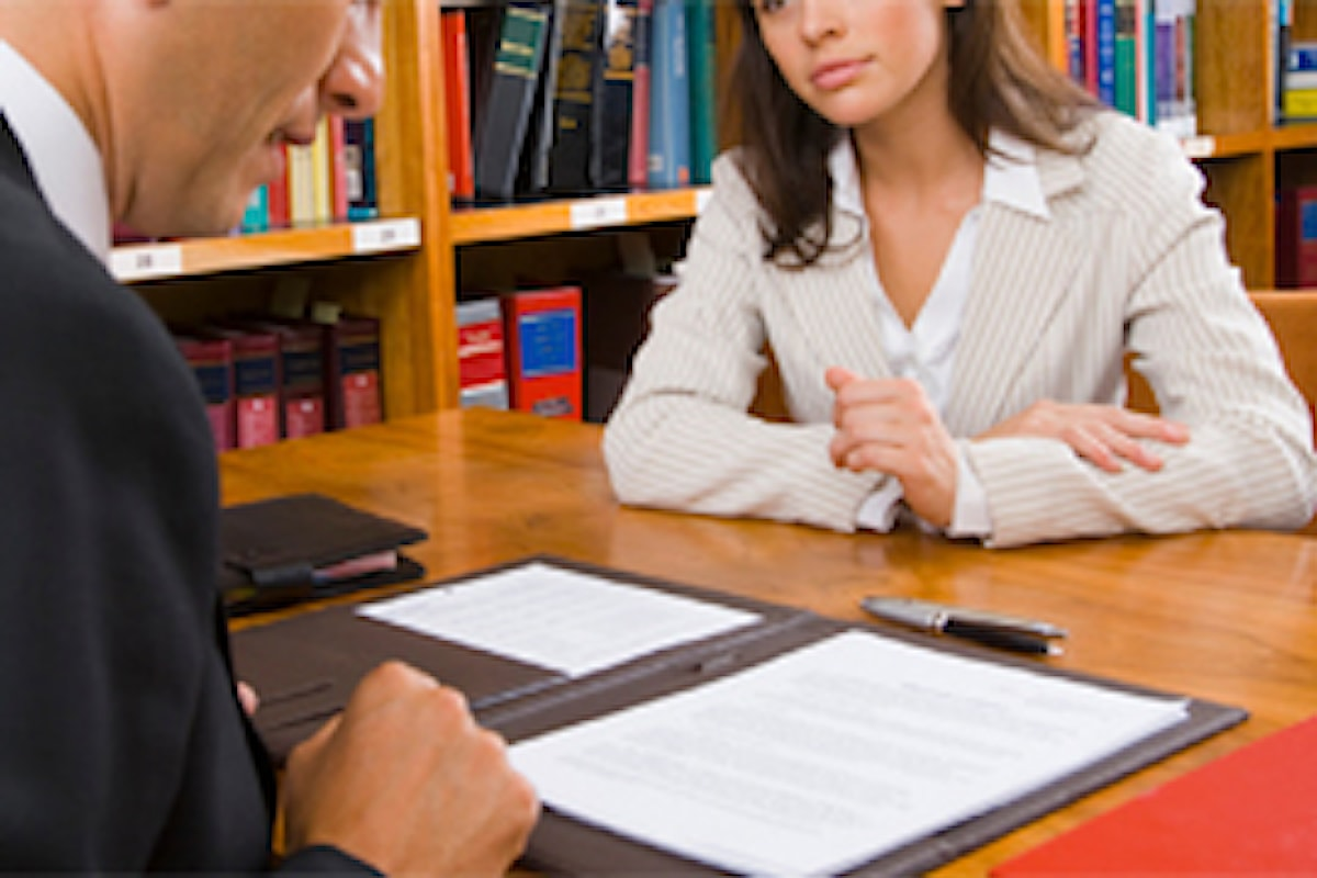 Le parti devono incontrarsi fisicamente davanti al mediatore (con l'assistenza dei rispettivi avvocati) pena l'improcedibilità della domanda.