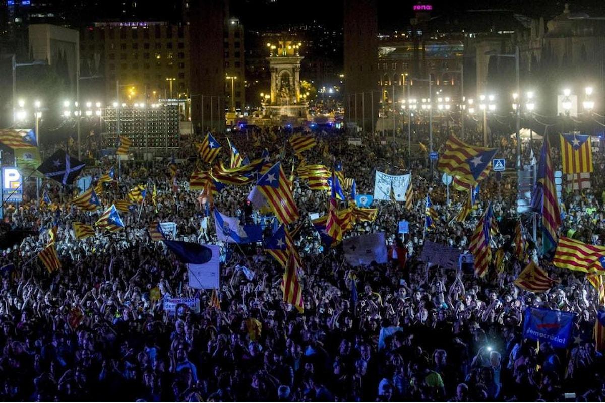 Catalogna, una matassa difficile da sbrogliare