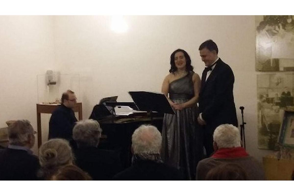 Caloroso successo per il Recital lirico al Museo del Corallo di Napoli