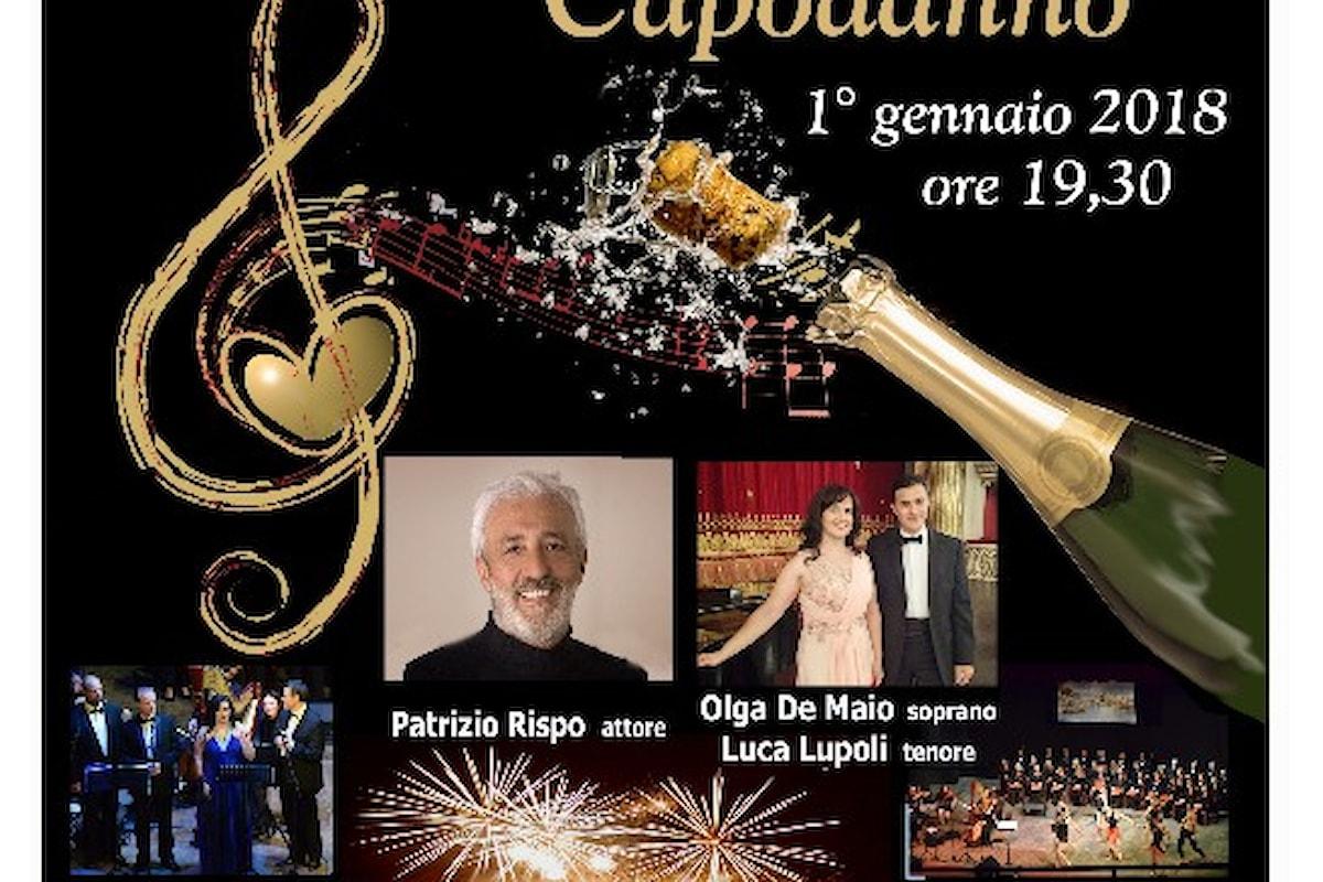 Magico Concerto di Capodanno a Napoli 1 gennaio 2018