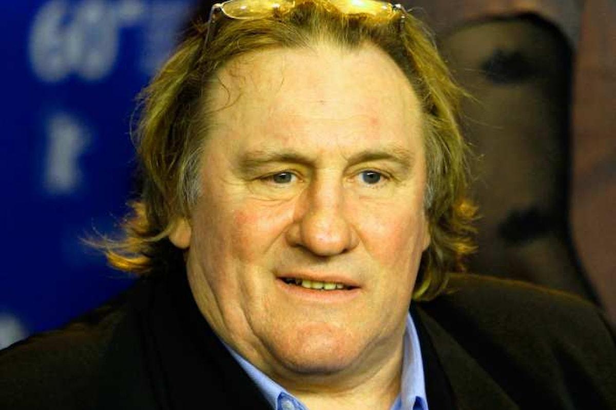 Per il 2017 andrà a Gérard Depardieu il Premio delle Nazioni ideato e istituito da Gian Luigi Rondi