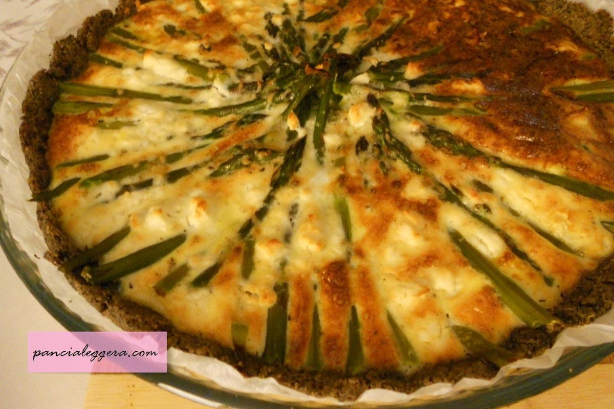 Asparagi – una ricetta leggera senza glutine