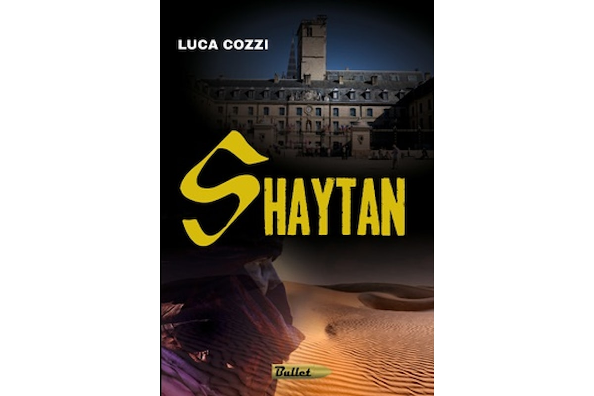 Conquista i lettori l'ultimo thriller di Luca Cozzi