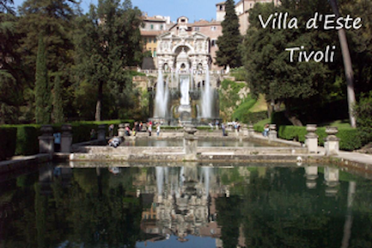 Villa d'Este Tivoli: Info e Sconti per la Visita