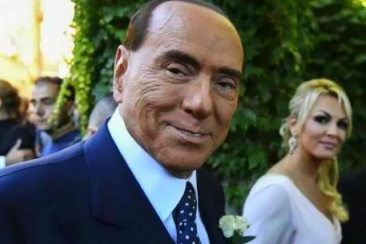 Silvio Berlusconi, ancora lui, e la sua ricetta per l'Italia
