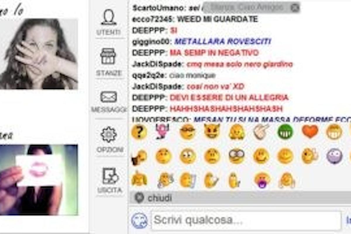 La chat anonima per Android