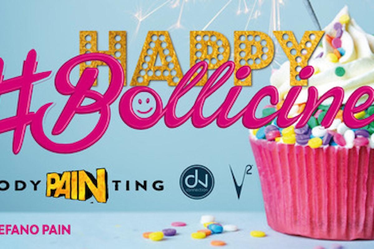 Happy #Bollicine by DV Connection @ Bobadilla - Dalmine (BG). Al mixer c'è Stefano Pain