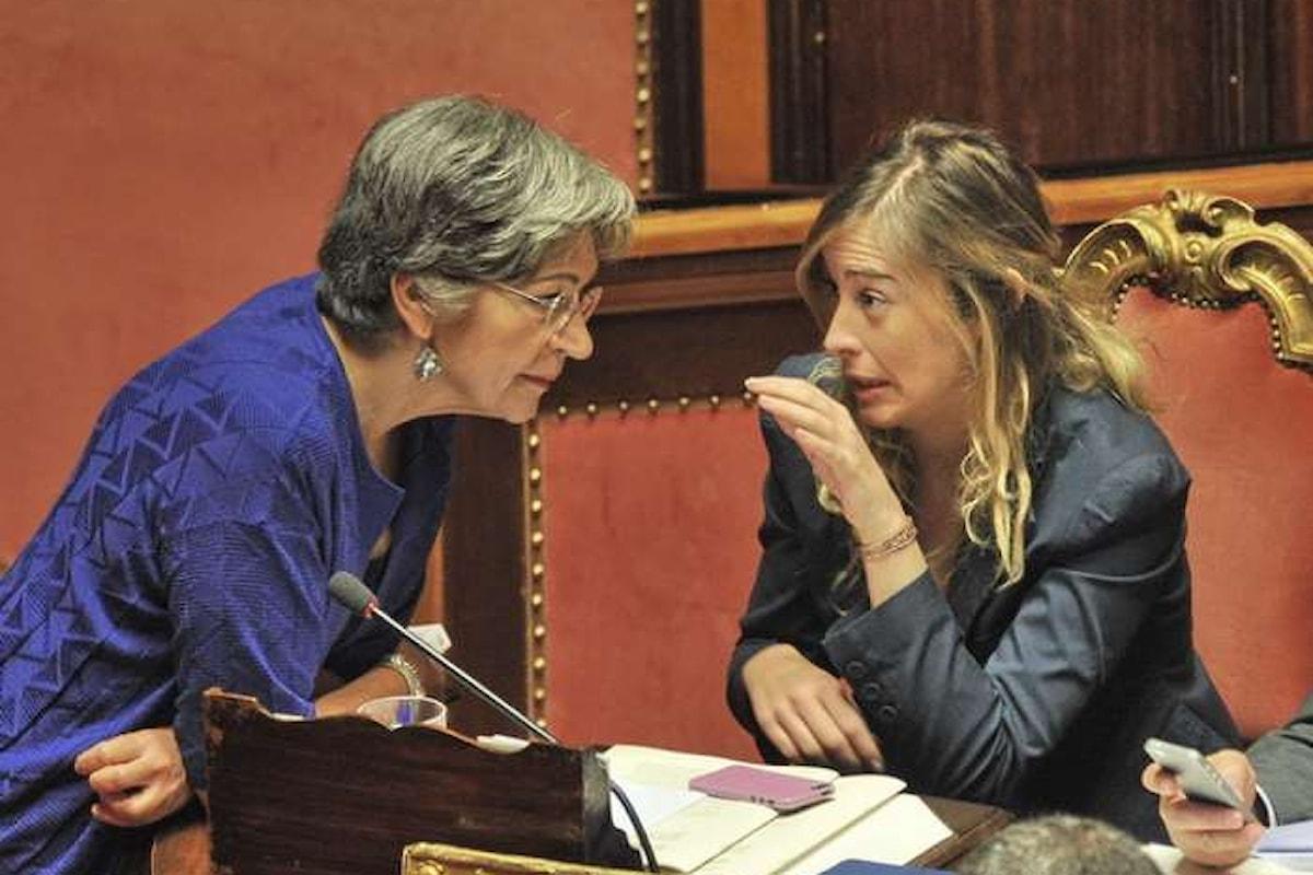 La Finocchiaro sposa la linea Gentiloni: per il Governo non esiste un caso Boschi