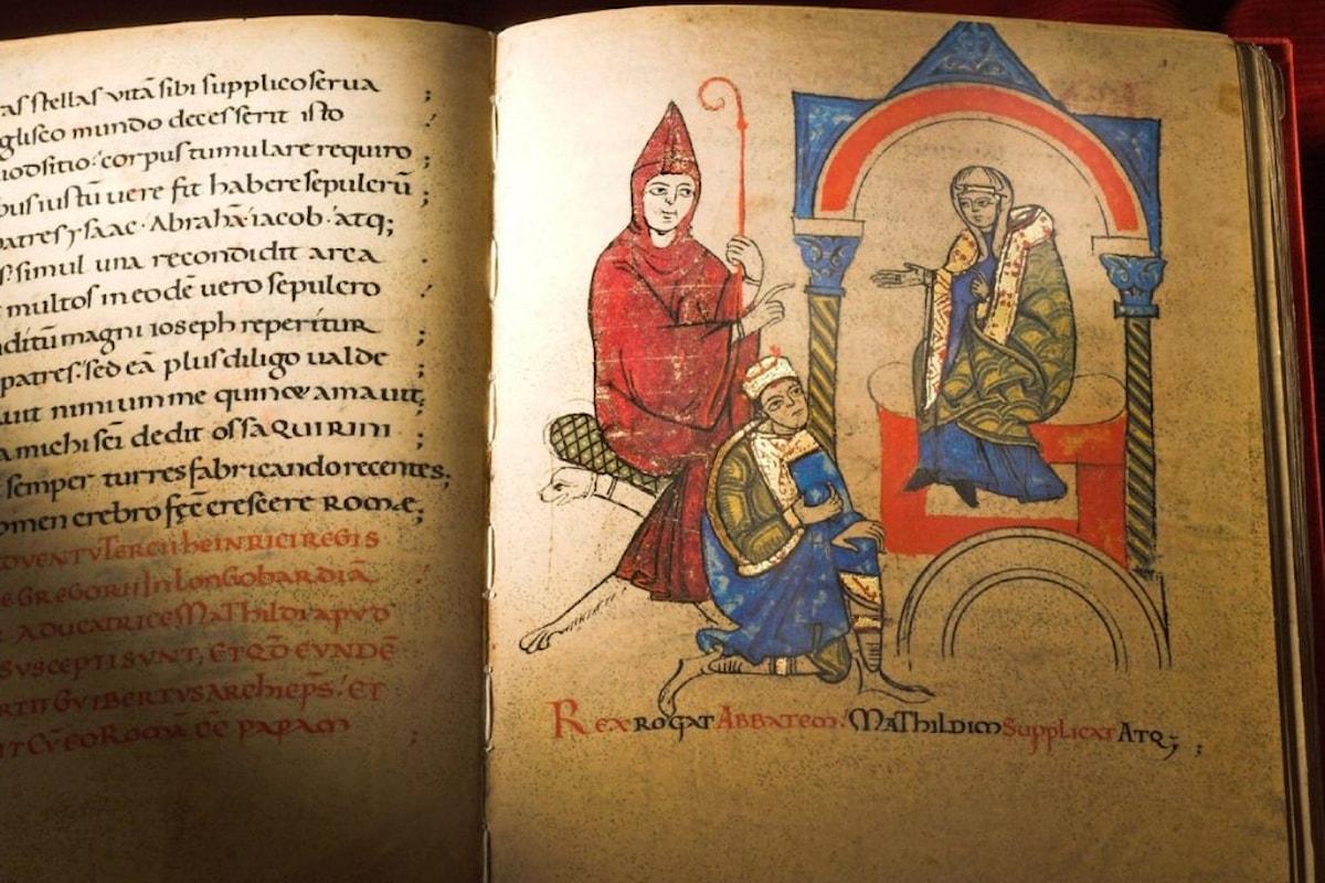 Matilde di Canossa, una donna nella storia