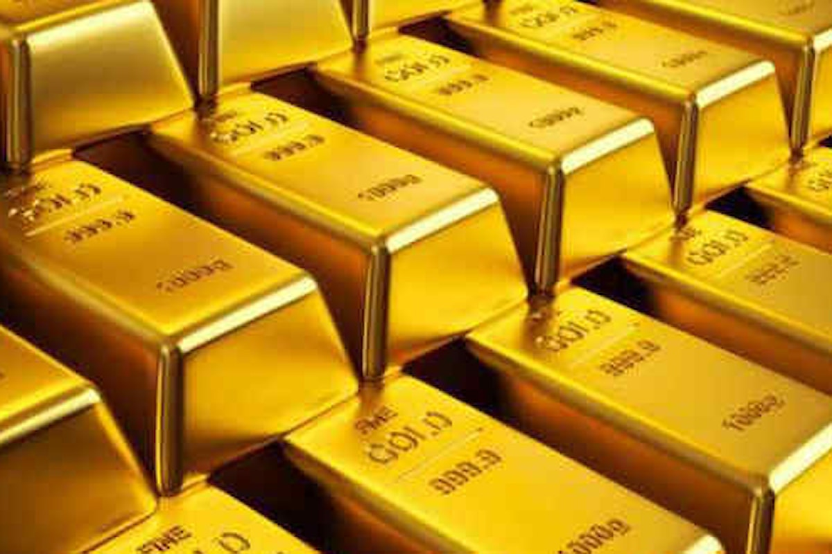 Trading: l'oro si allontana da quota 1300 dollari