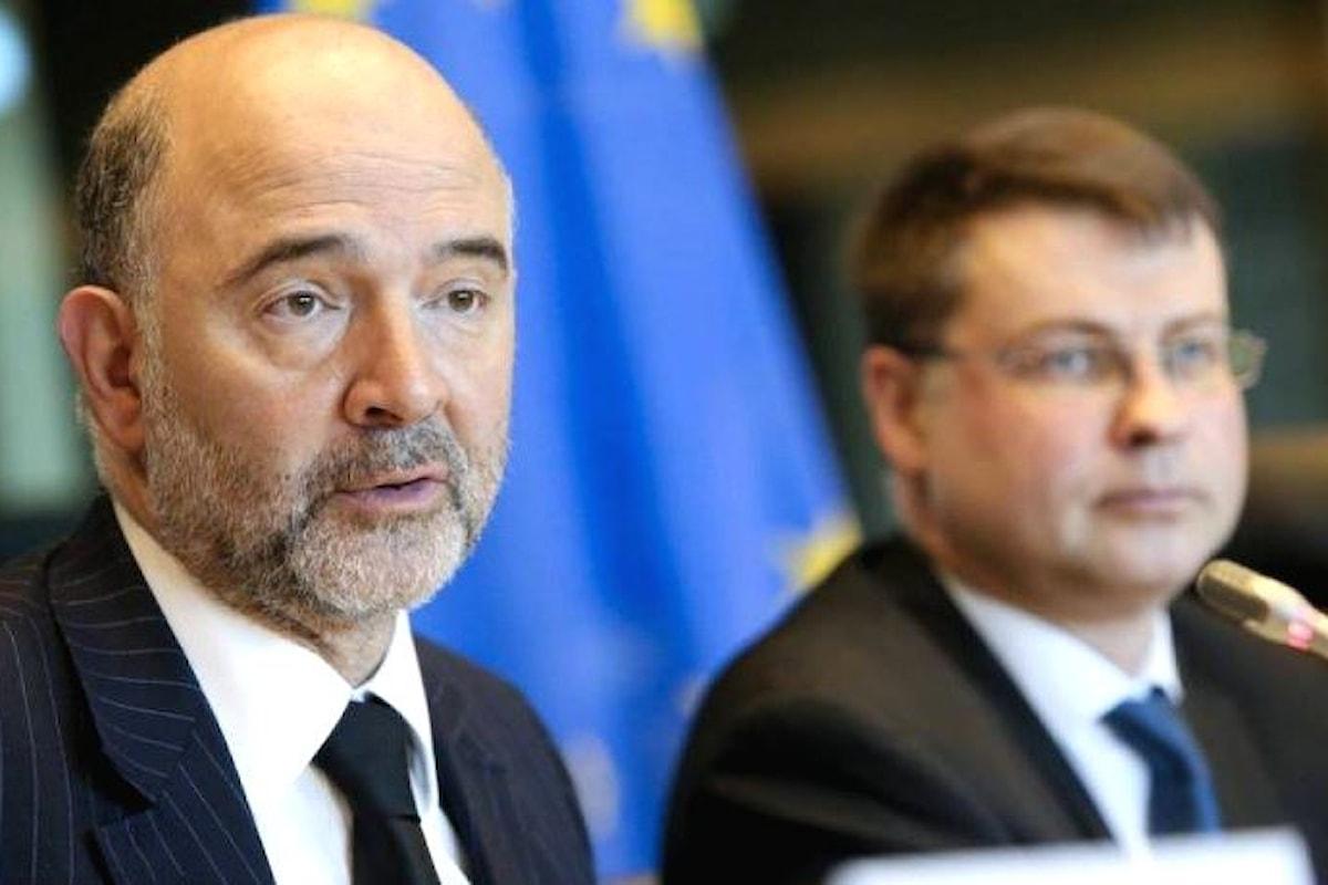 La Commissione Ue boccia la manovra del popolo e apre nei confronti dell'Italia una procedura per deficit eccessivo