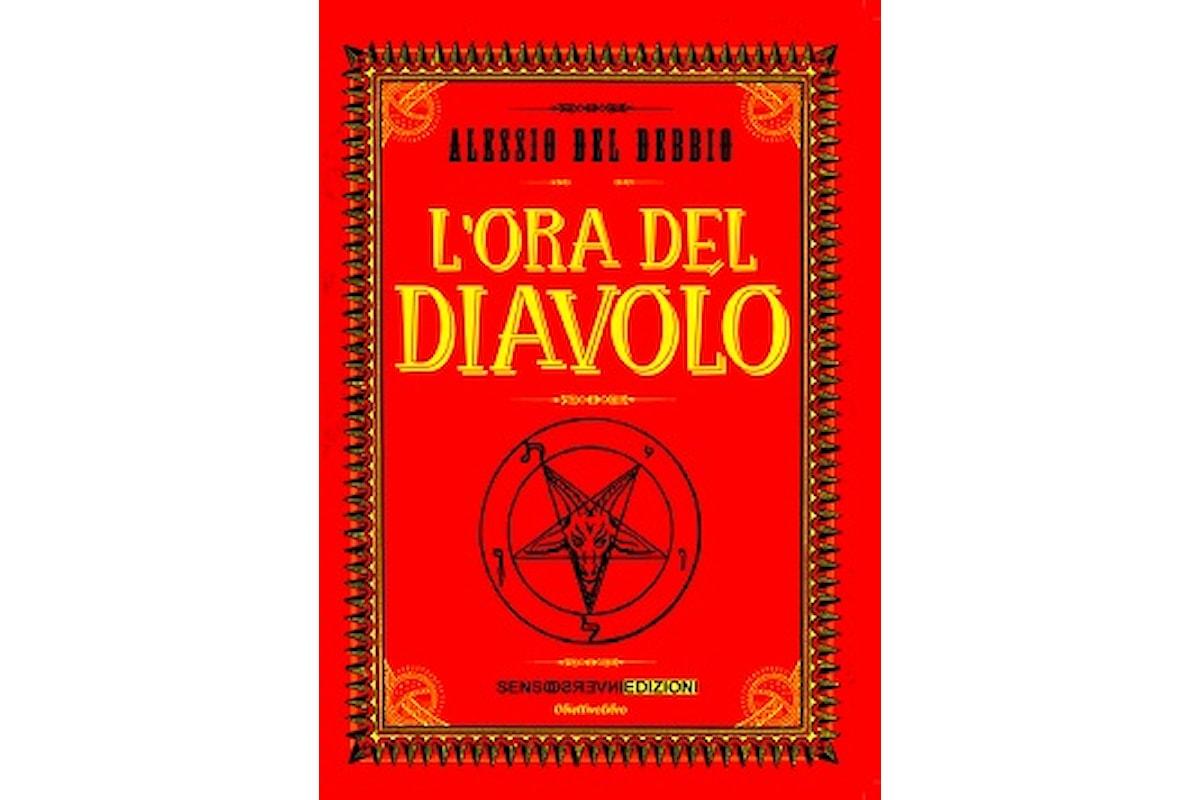 L'ora del diavolo arriva in libreria